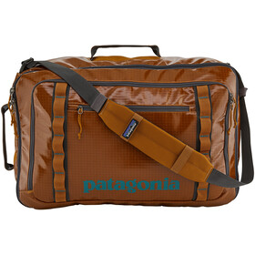 Patagonia Black Hole MLC Convertible Briefcase hammonds gold